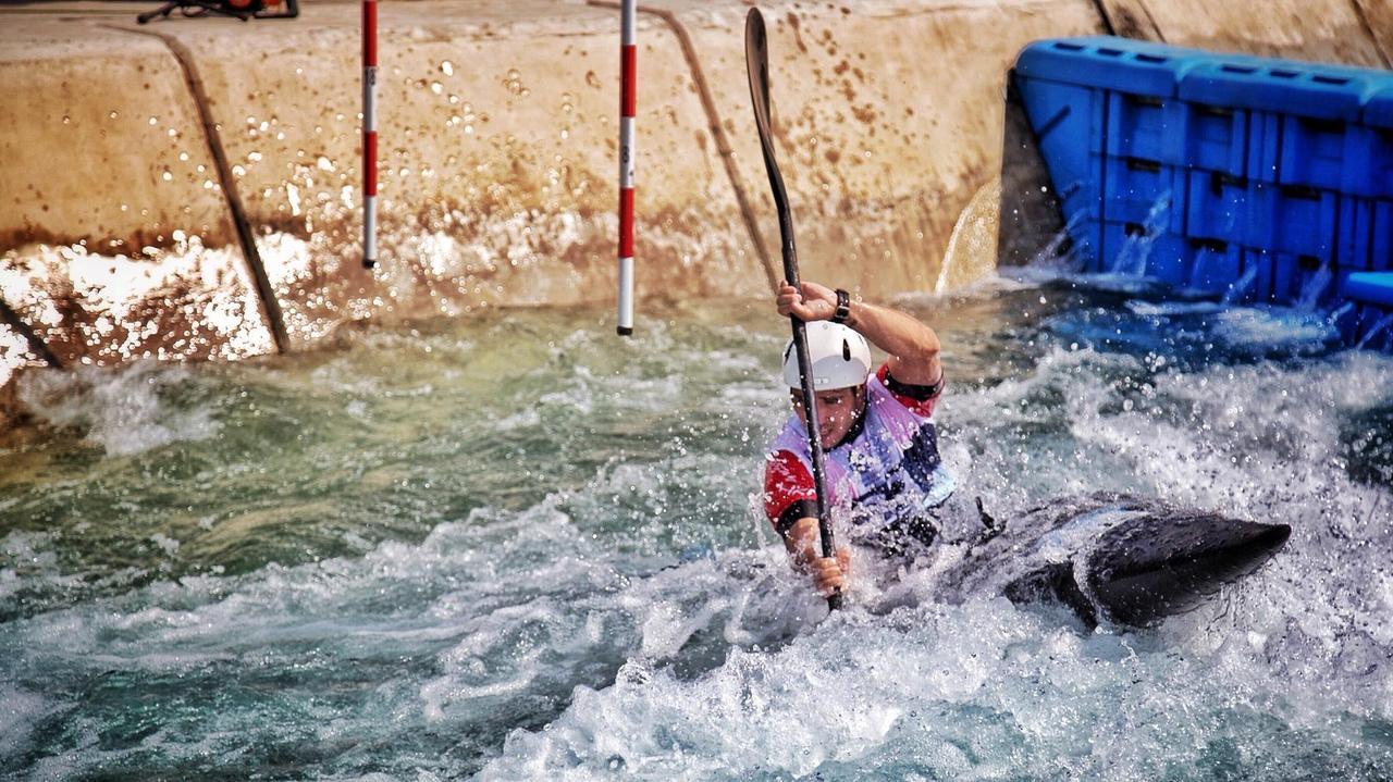 Павел Эйгель впервые в истории отечественного гребного слалома завоевал медаль ЧМ