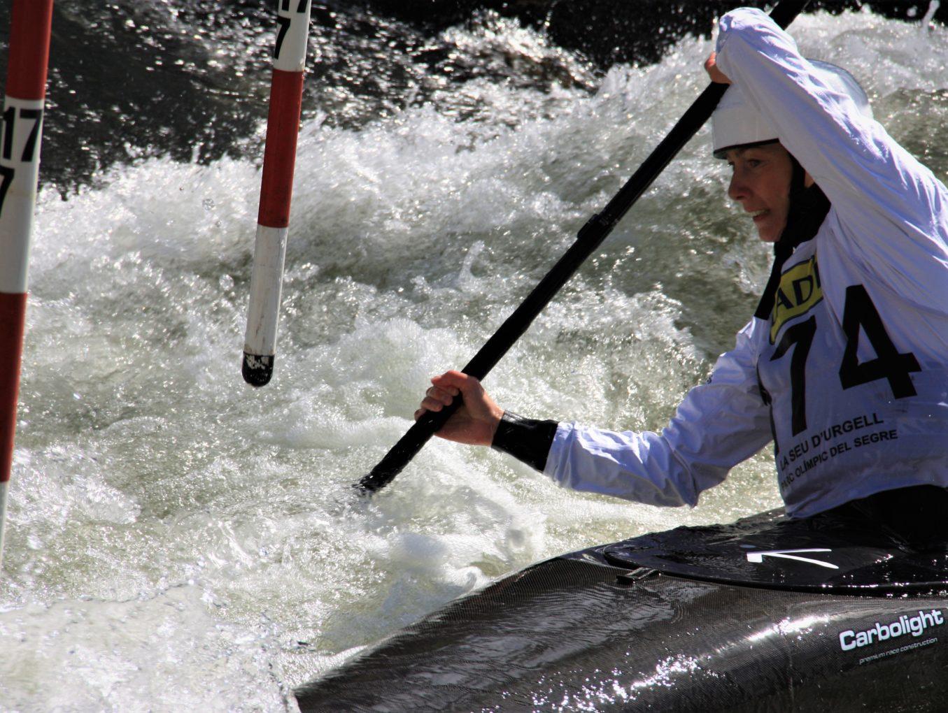 Екатерина Перова довольна, что показала стабильное выступление на двух этапах Кубка Пиренеев