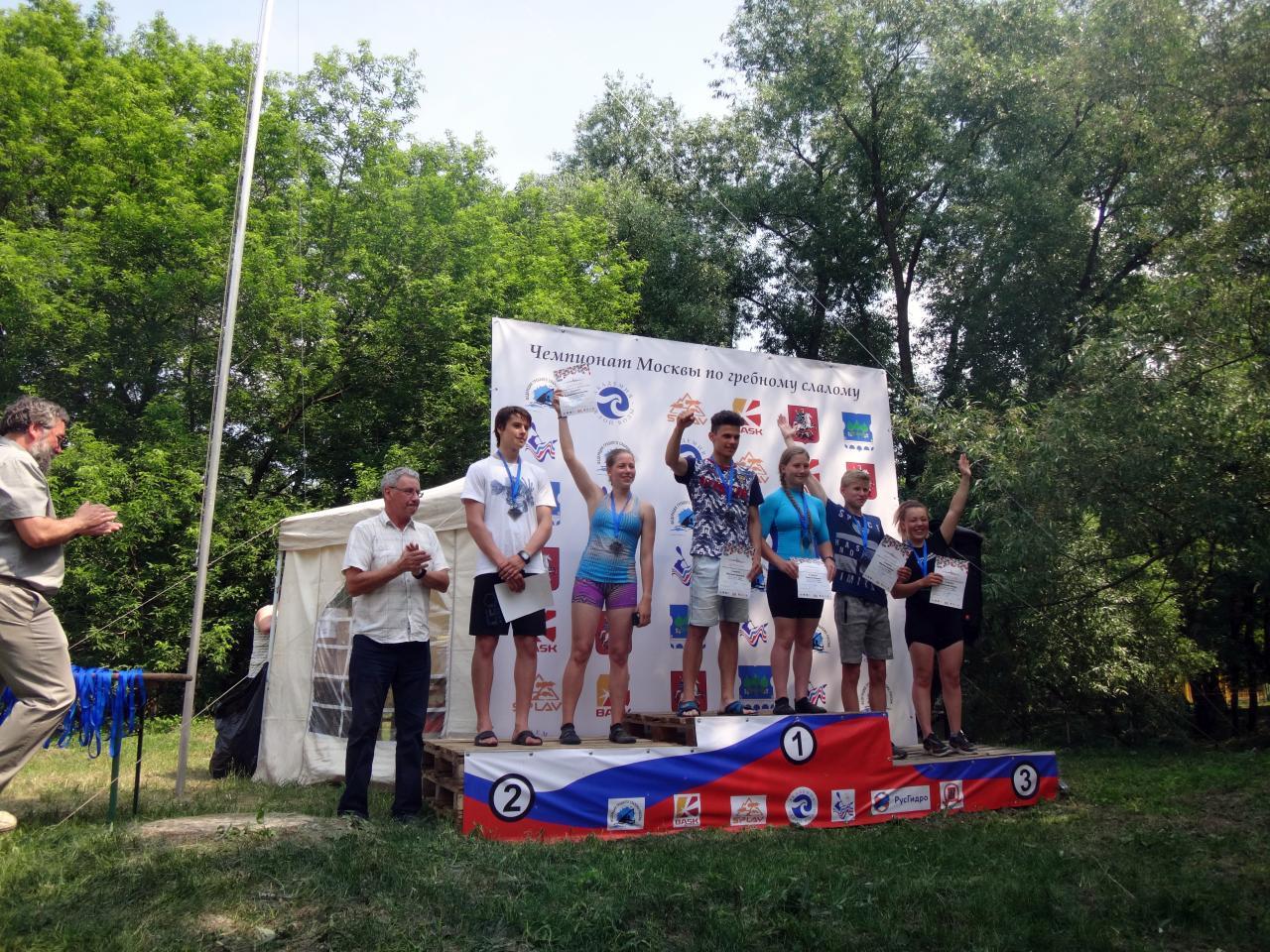 Чемпионат Москвы подарил жаркие выходные в парке «Сад Будущего»