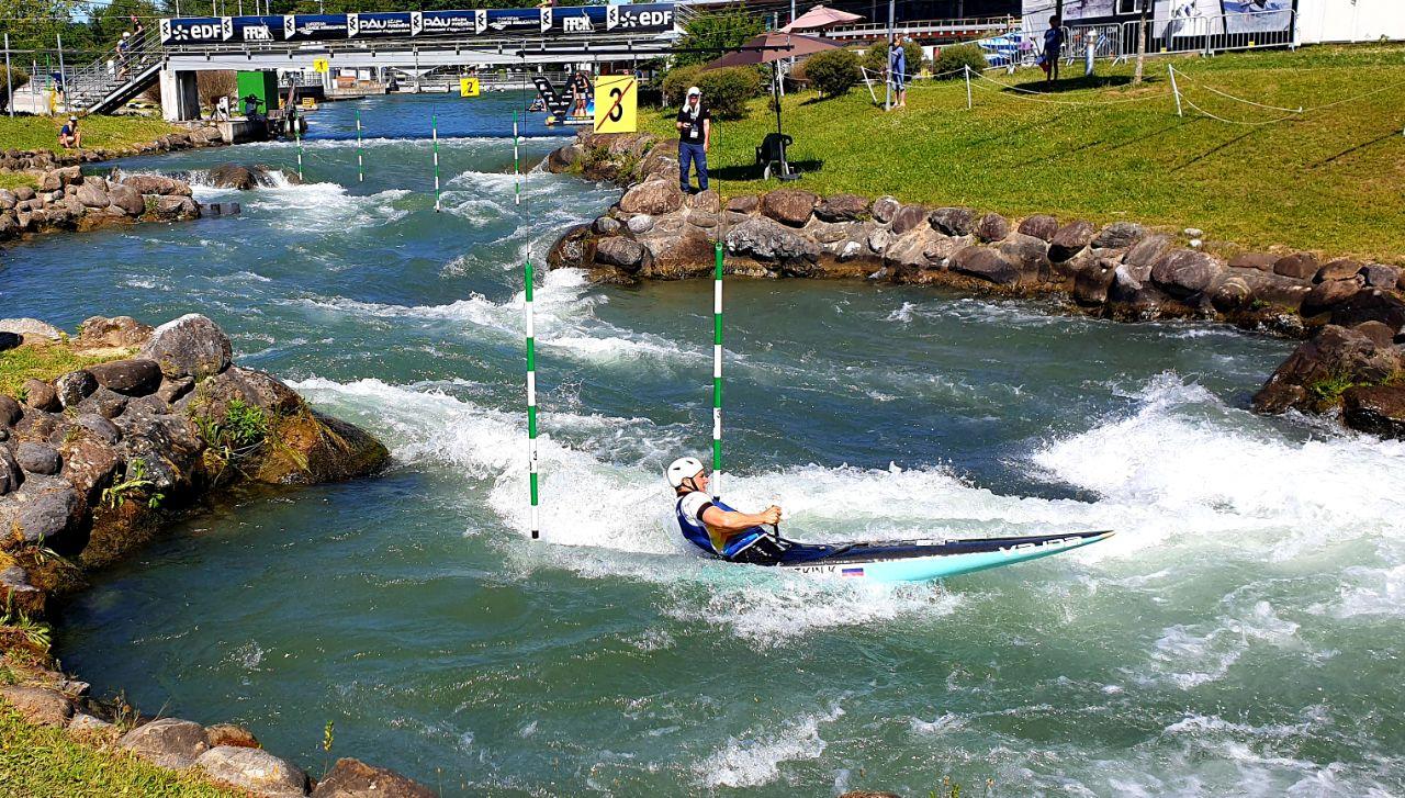 Кирилл Сеткин впервые в карьере занял четвёртое место на чемпионате Европы
