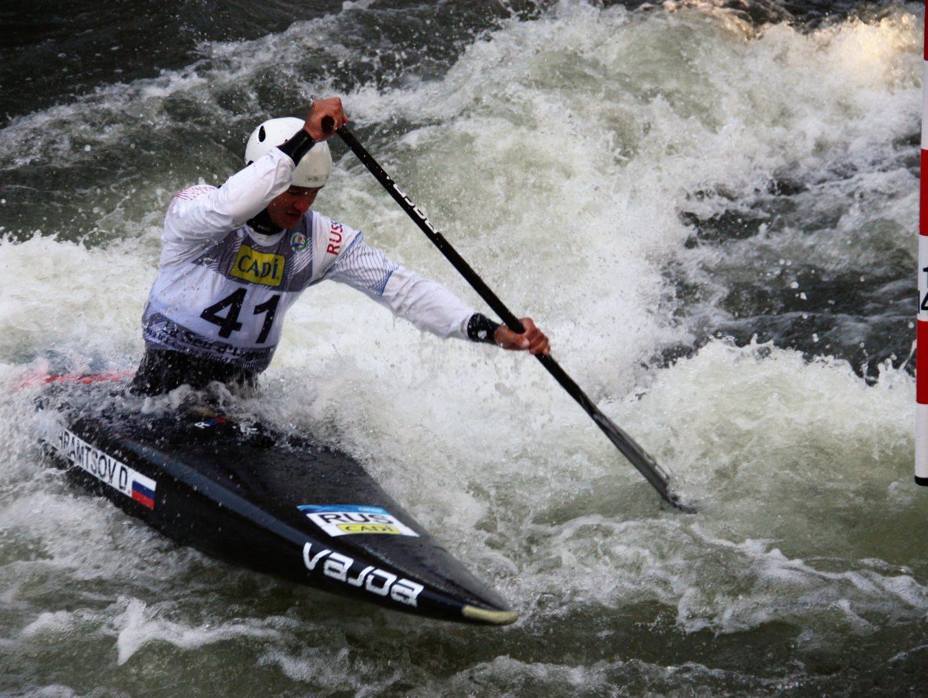 Дмитрий Храмцов занял 24 место в полуфинале чемпионата мира