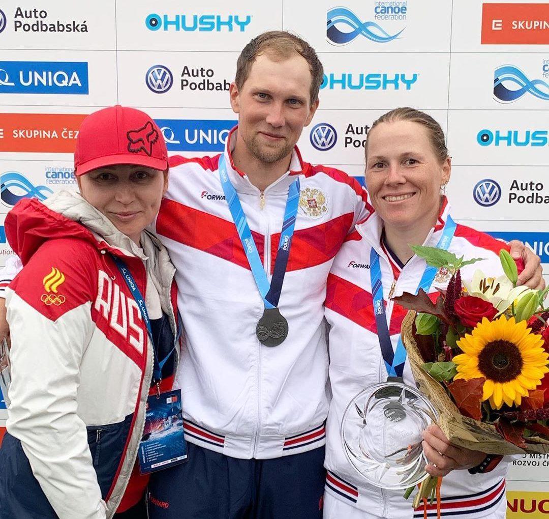 Полина Мухгалеева и Никита Губенко – серебряные призеры чемпионата мира в экстремальном спуске
