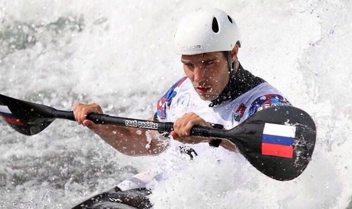 Павел Эйгель занял первое место во второй гонке квалификации тестовых соревнований