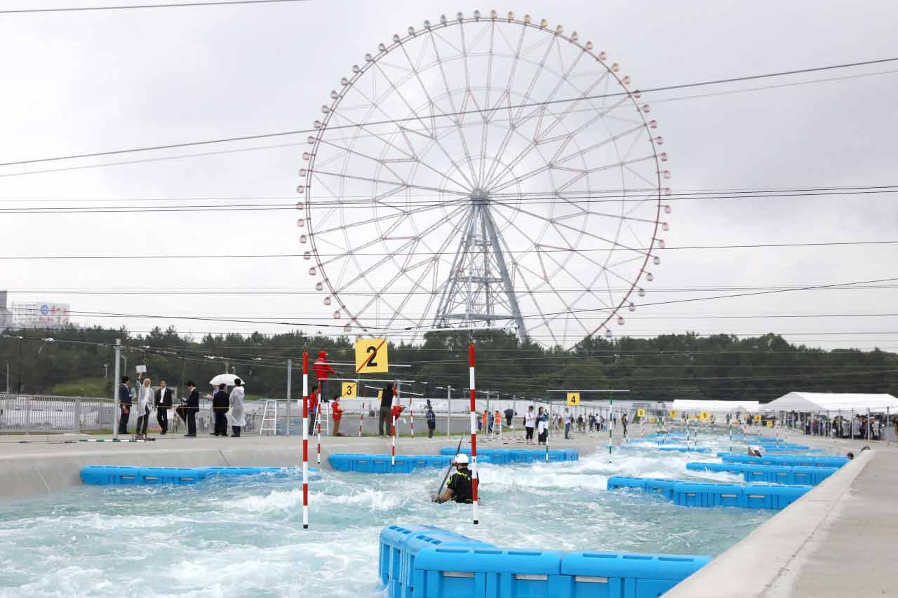 В Токио завершилась квалификация тестовых соревнований