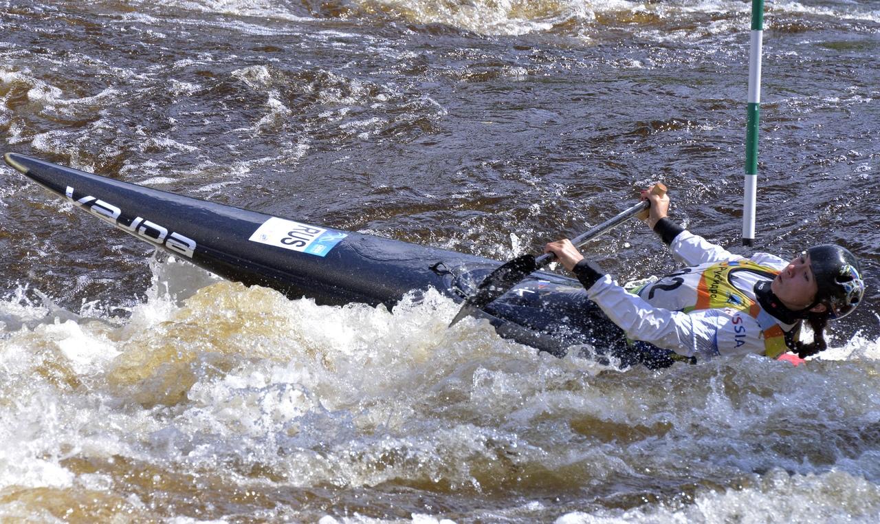 Алсу Миназова стала пятой на тестовых соревнованиях в Токио
