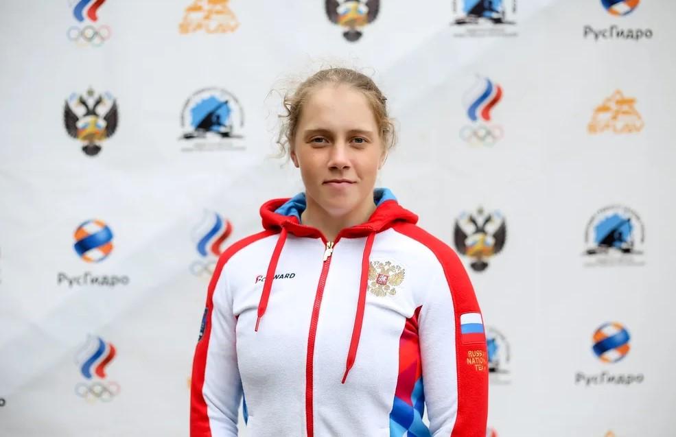 Ксения Крылова несмотря на победу в экстремальном спуске считает, что впереди еще много упорной работы