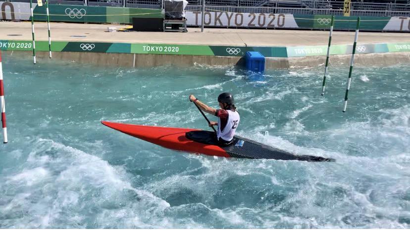 Алсу Миназова рассказала о сборе в Токио и переезде в олимпийскую деревню