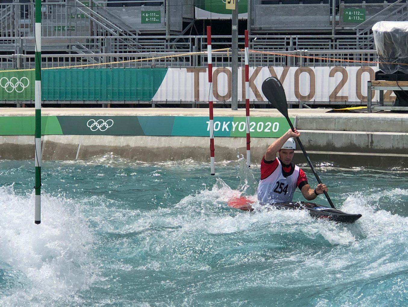Москвич Павел Эйгель прошел адаптацию в Токио и ждет старта Олимпийских игр